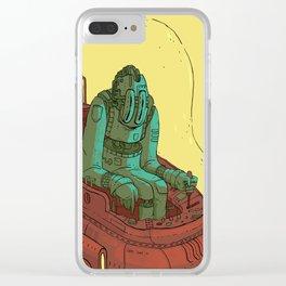 The Smuggler V2 Clear iPhone Case