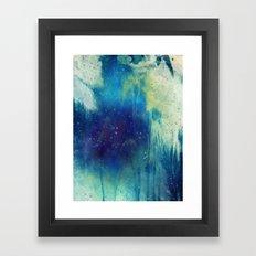Veil of Infinity Framed Art Print