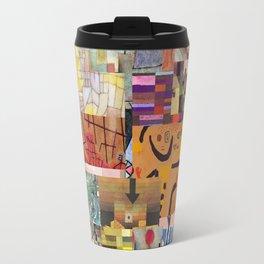 Paul Klee Montage Travel Mug