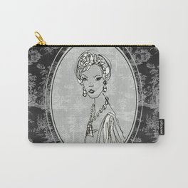 Belle de Jouy 2 Carry-All Pouch