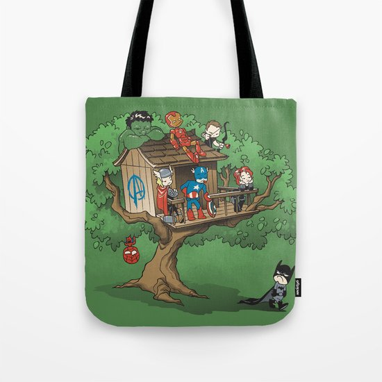 Super Exclusive Club Tote Bag
