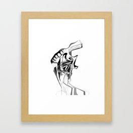 Consumer.. Framed Art Print