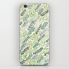 September Leaves iPhone & iPod Skin
