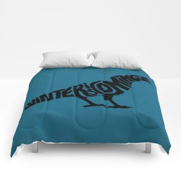 The three-eyed crow Comforters
