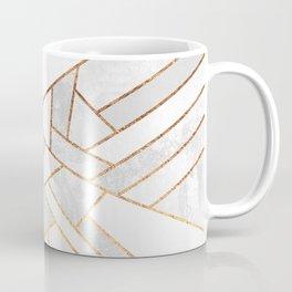 White Night Coffee Mug
