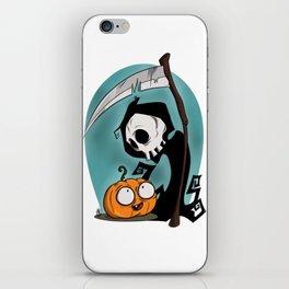 Halloween buddies iPhone Skin