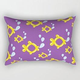 Ballon fish Rectangular Pillow