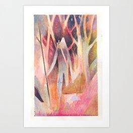 Taro Art Print