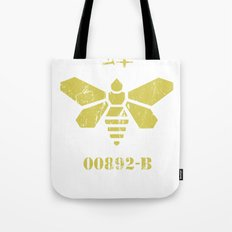 Breaking Bad Methylamine Tote Bag