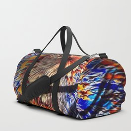 Shaman Blues Duffle Bag