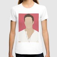 ryan gosling T-shirts featuring Ryan Gosling Portrait by RoarsAdams