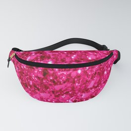 SparklE Hot Pink Fanny Pack