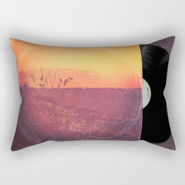 Morning On Madeira Beach - America As Album Art Rectangular Pillow