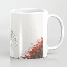 Night mooring at Maple Bridge Coffee Mug
