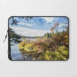 A Jumble of Color Laptop Sleeve