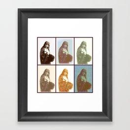Gypsies 6 Framed Art Print