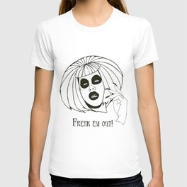 "Sharon Needles - ""FREAK EM OUT!"" T-shirt"