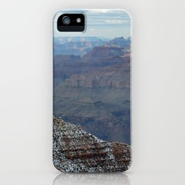 Grand Canyon in Winter iPhone Case