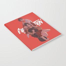 Fire Nation Babes Notebook