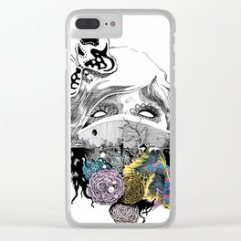 Waterworld Clear iPhone Case