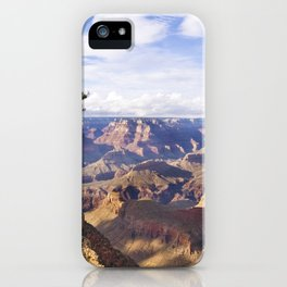 Panoramic view of the Grand Canyon iPhone Case