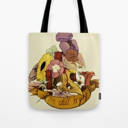 I'm An Accident But... Tote Bag