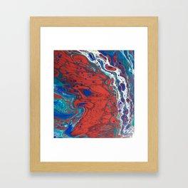 Bubbles II Framed Art Print