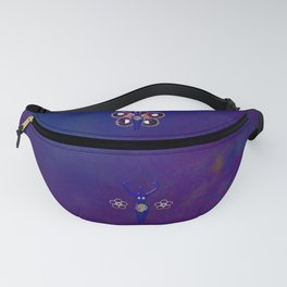 Cycles 3D Egyptian Goddess Fanny Pack