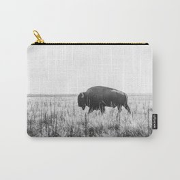 Bison strut Carry-All Pouch