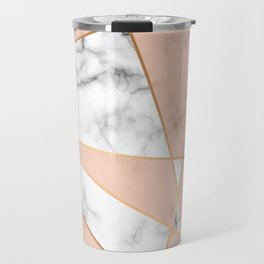 Marble Geometry 050 Travel Mug