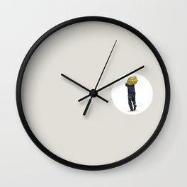 Gaseosa Wall Clock