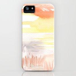 Heron's Head iPhone Case