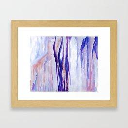 Diminish Framed Art Print