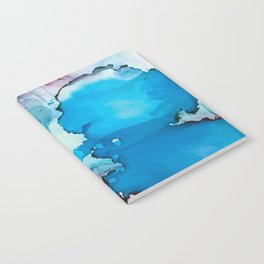 Drops of Blue Notebook