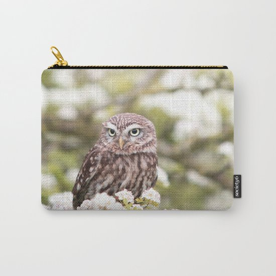 Chouette nature Carry-All Pouch