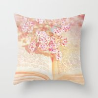 once upon a  time Throw Pillows featuring ONCE UPON A TIME ... by VIAINA