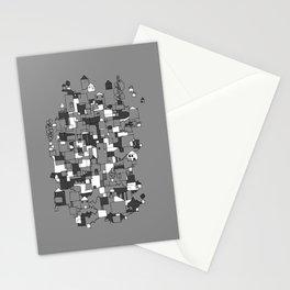 Floating Village Stationery Cards