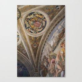 Vatican II, Rome Canvas Print