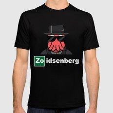 Zoidsenberg Black Mens Fitted Tee LARGE