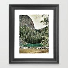 Banff National Park, Canada Framed Art Print