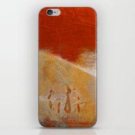 Retirantes iPhone Skin