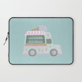 Ice Cream Truck Laptop Sleeve
