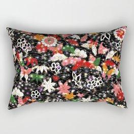 Japanese pattern 76 Rectangular Pillow