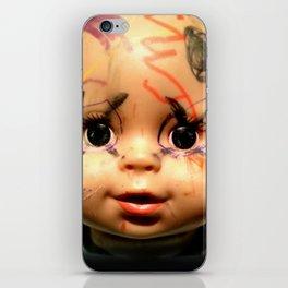 Punk Baby iPhone Skin