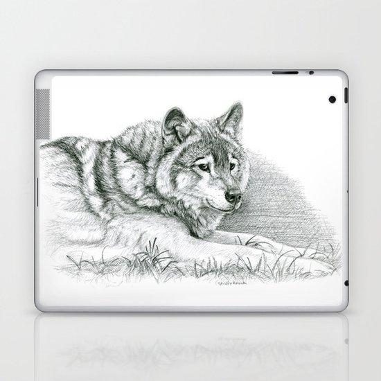 Wolf G036 Laptop & iPad Skin
