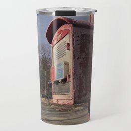 Bronx Police Box - Vintage Travel Mug