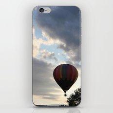 Adrift Amongst the Clouds iPhone & iPod Skin