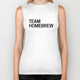 Team Homebrew Biker Tank