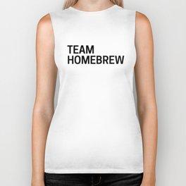 Team Homebrew Biker Tank