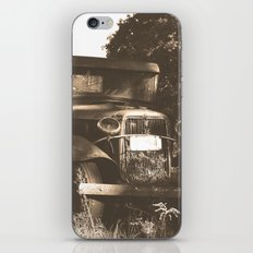 Let's Take a Ride  iPhone & iPod Skin